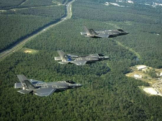 Politico: в Пентагоне F-35 назвали нецензурным словом