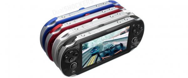 Рэпер Soulja Boy начал продавать новую портативную приставку - на этот раз напоминающую PlayStation Vita