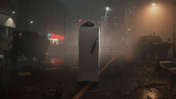 Resident Evil 2 - Capcom подтвердила мини-игры The 4th Survivor и The Tofu Survivor, появились новые скриншоты с Ханком и Тофу