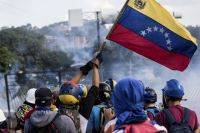В Венесуэле появились первые жертвы протестов