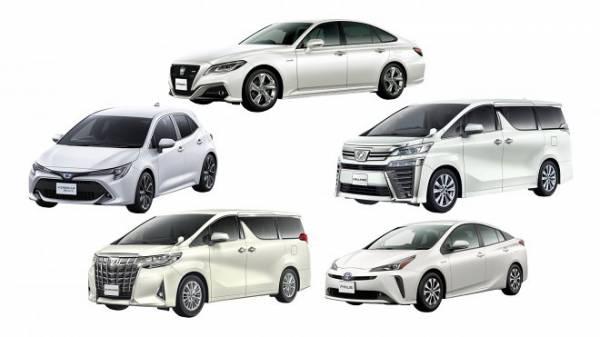 Toyota вводит программу «автомобиль по подписке» и скидки за аккуратное вождение