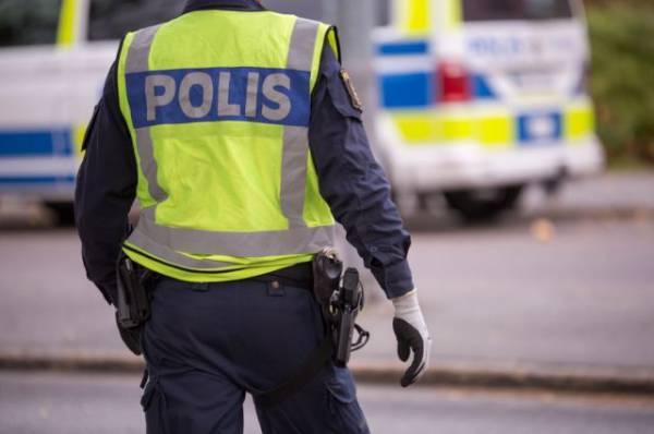 Массовая драка с участием 90 человек произошла в Швеции