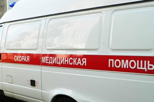 Лифт с людьми упал в частной клинике на Рублевке