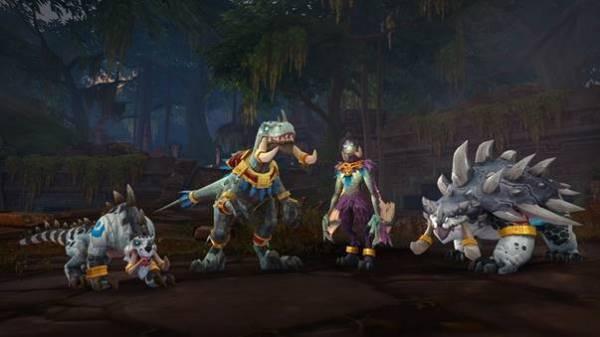 В World of Warcraft: Battle for Azeroth появились новые расы, инструменты и активности