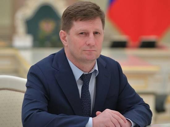 Хабаровский губернатор удивился новостям про обыски в правительстве