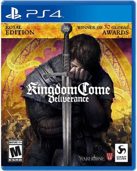 Kingdom Come Deliverance - анонсировано королевское издание ролевой игры от Даниэля Вавры