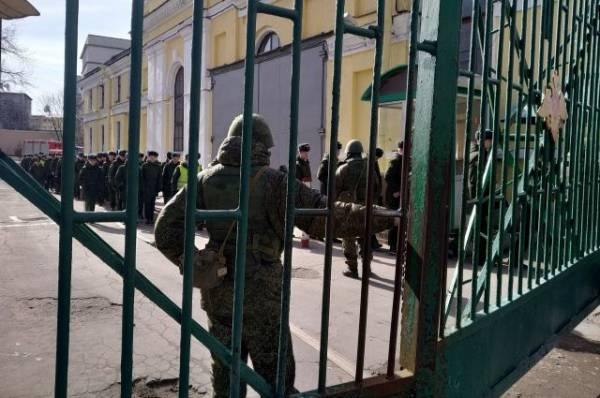 После взрыва в военной академии в Петербурге заведено уголовное дело