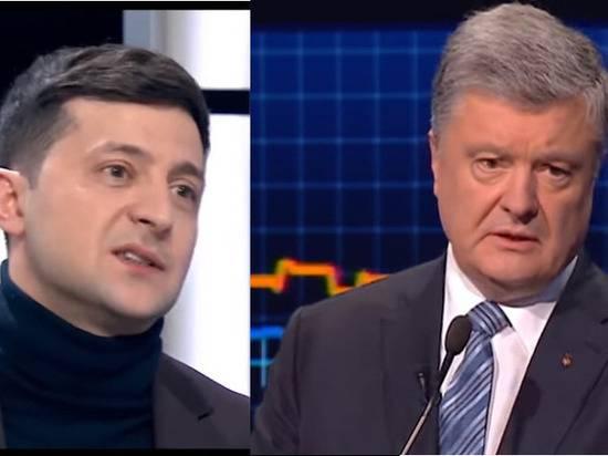 """Порошенко посоветовал Зеленскому """"быть мужиком"""""""