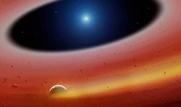Взгляд в будущее: астрономы нашли планету, пережившую смерть своей звезды
