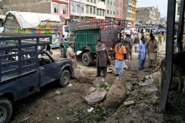 Жертвами взрыва на западе Пакистана стали 16 человек