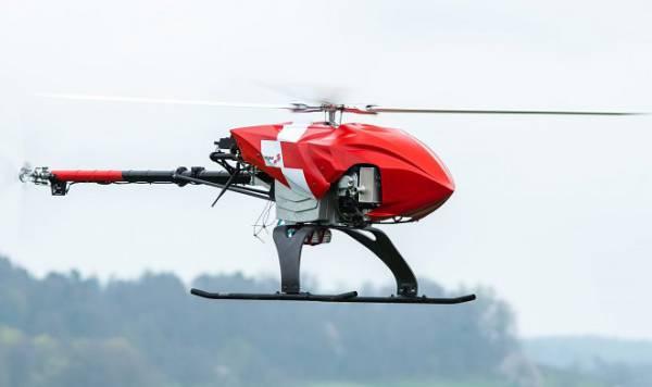 Спасательный дрон Rega сможет самостоятельно искать пропавших людей