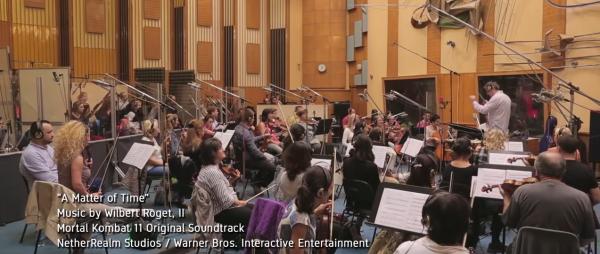 Скрипки, виолончель и никакого рэпа — исполнение основной темы Mortal Kombat 11