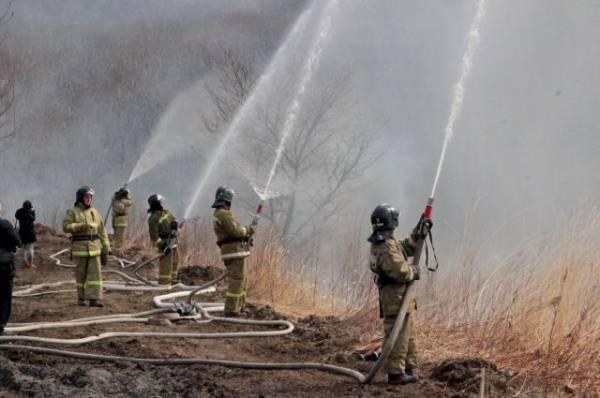 В Забайкалье в результате природных пожаров пострадали 17 человек