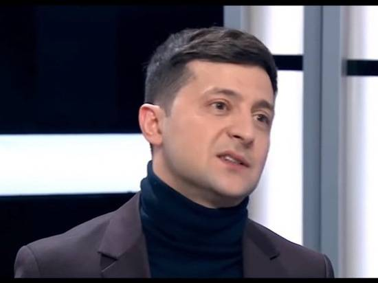 """Зеленский объявил о своем выходе из бизнеса и студии """"Квартал-95"""""""