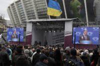 СМИ: полиция не подтвердила угрозу теракта в студии, где был Порошенко