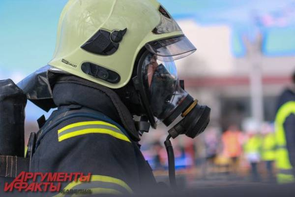 В Забайкалье ликвидировали все возгорания в населенных пунктах
