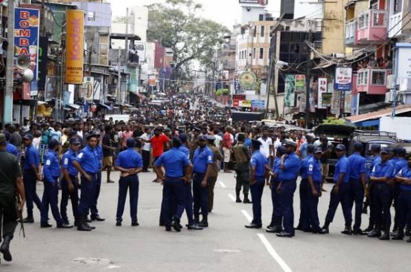 Около аэропорта в Шри-Ланке обезврежено самодельное взрывное устройство