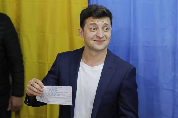 Опубликованы первые exit poll на выборах президента Украины
