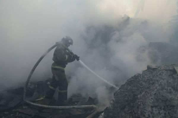 По факту гибели шести человек при пожаре в Казани завели уголовное дело