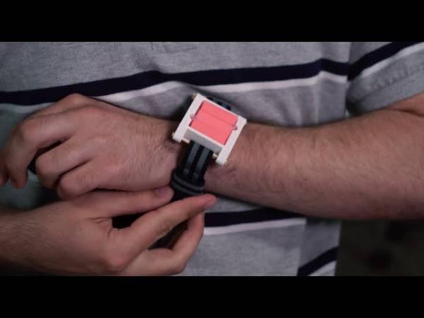 EpiWear — «часы», которые спасают жизнь
