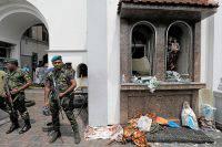 Ответственность за взрывы на Шри-Ланке взяла группировка ИГ
