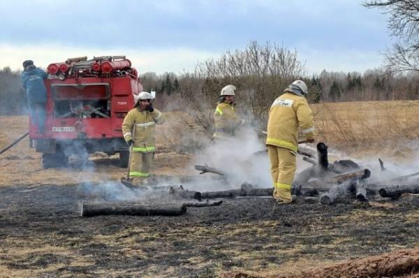 В Забайкалье пожары нанесли сельскому хозяйству ущерб почти на 600 млн руб.