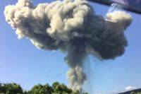 В Петербурге взорвалась мина времен ВОВ, пострадал мужчина