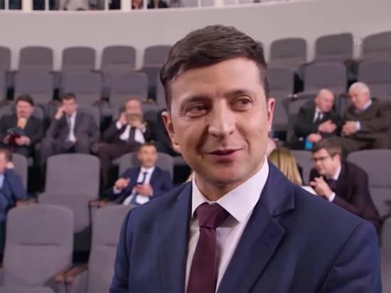 Штаб Зеленского опубликовал видеопетицию о роспуске Рады