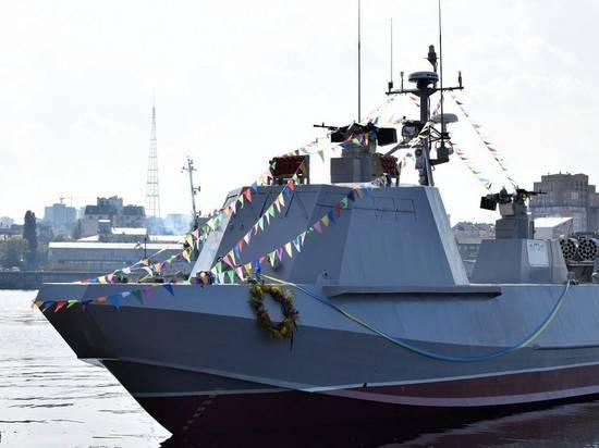 """Новые украинские десантные катера не могут """"стоять ровно"""""""