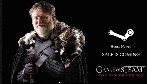 Стала известна дата начала летней распродажи в Steam