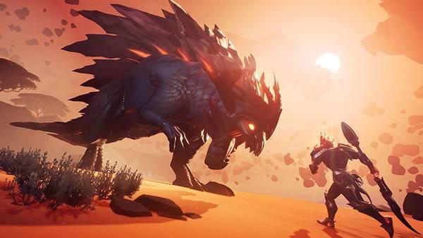 Dauntless - кроссплатформерный запуск кооперативного ролевого экшена в духе Monster Hunter привлек большое количество новых игроков