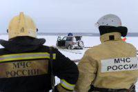 В Томске упал строительный кран, есть пострадавший