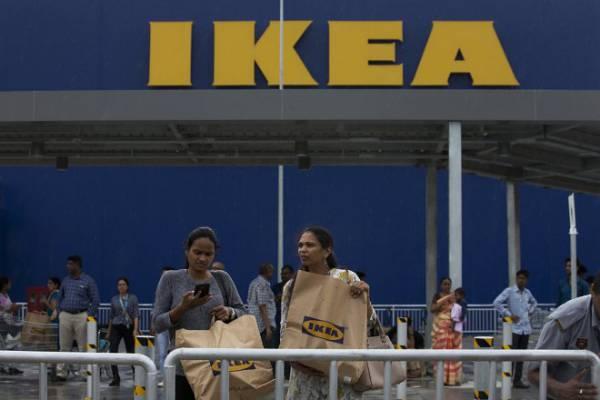 IKEA запускает продажу мебели через мобильное приложение
