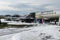 Самолет, экстренно севший в аэропорту Шереметьево, вылетел в Грозный