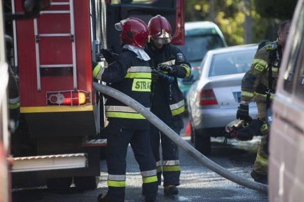 12 пожарных пострадали в штате Нью-Мексико в результате взрыва фейерверков