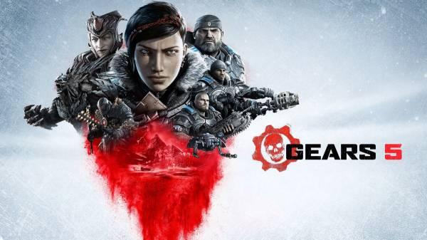 Представлен ключевой арт боевика Gears 5