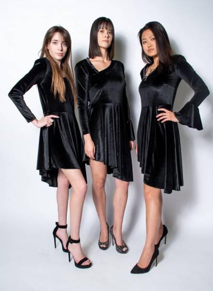 Искусственный интеллект «Glitch» разработал авторскую линию женской одежды