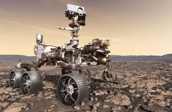 Через эту веб-камеру можно наблюдать, как инженеры NASA строят новый марсоход