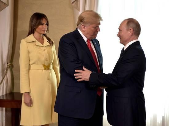 Эксперт объяснил, почему Трампу не нужна встреча с Путиным