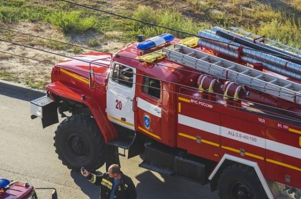 В Свердловской области на пожаре погибла семья