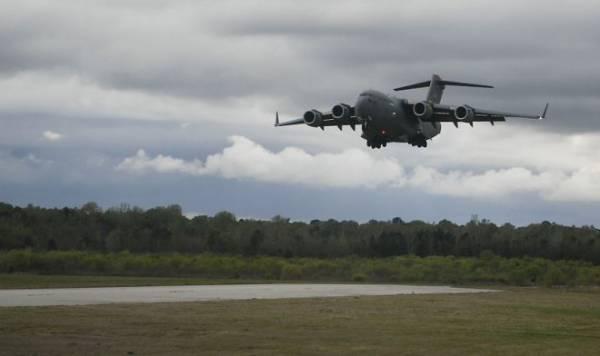 ВВС США планируют выращивать взлетные полосы с помощью бактерий