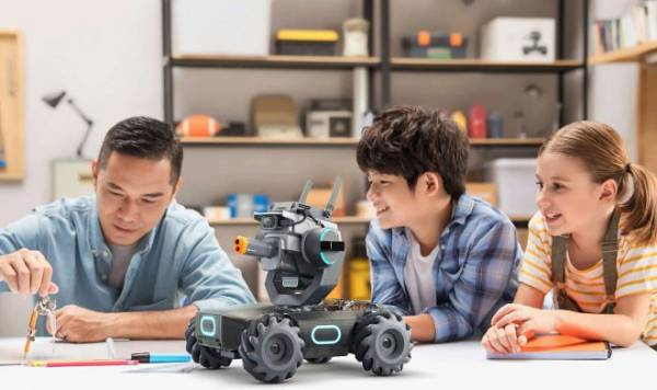 DJI выпустила своего первого наземного робота