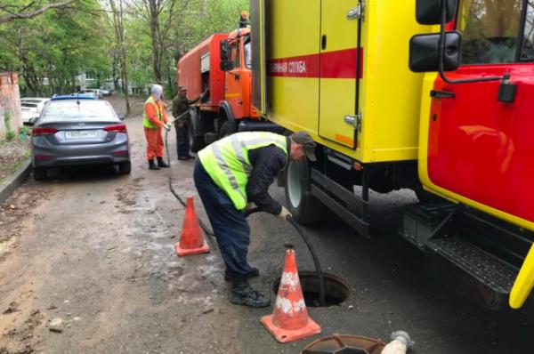 Город в Иркутской области остался без воды после аварии на коллекторе