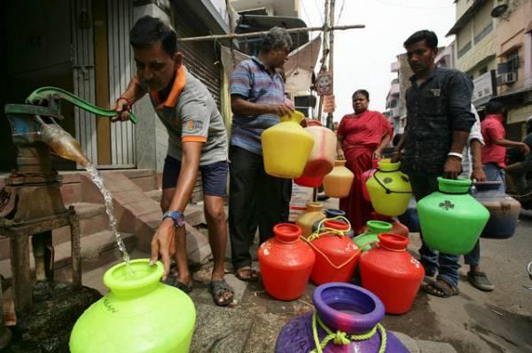 В Индии число жертв аномальной жары увеличилось до 92 человек