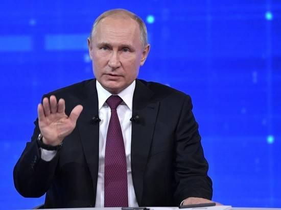 """Путин не думает, что США хотят """"продавить"""" Россию"""