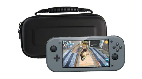 В сети появились возможные рендеры Nintendo Switch Mini