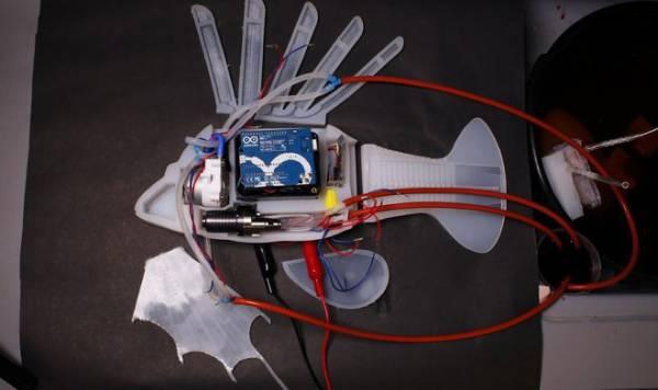 Рыба-робот получила энергосистему с синтетической кровью