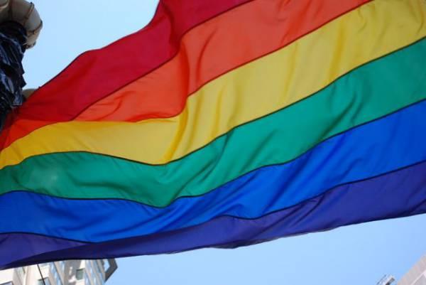 Во время гей-парада в Киеве произошла потасовка