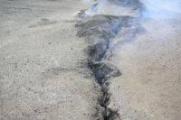 В Уссурийске произошел крупный пожар на вещевом китайском рынке