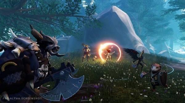 Crowfall - разработчики новой MMORPG представили отчет о проделанной за год работе